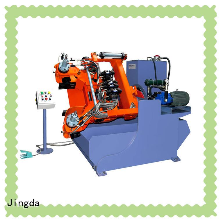 Jingda gravity casting machine manufacturer for work station