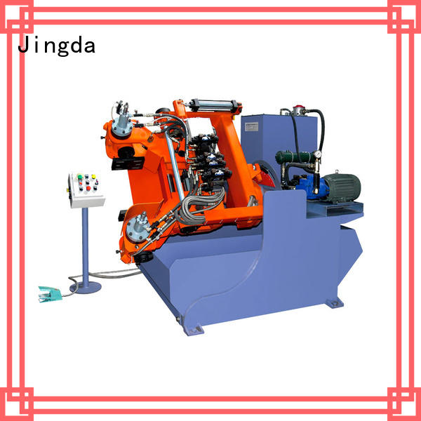 Jingda best value gravity die casting machine manufacturer for industrial area
