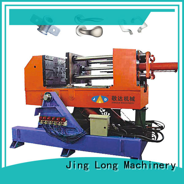 Jingda horizontal cold chamber die casting machine wholesale for work station