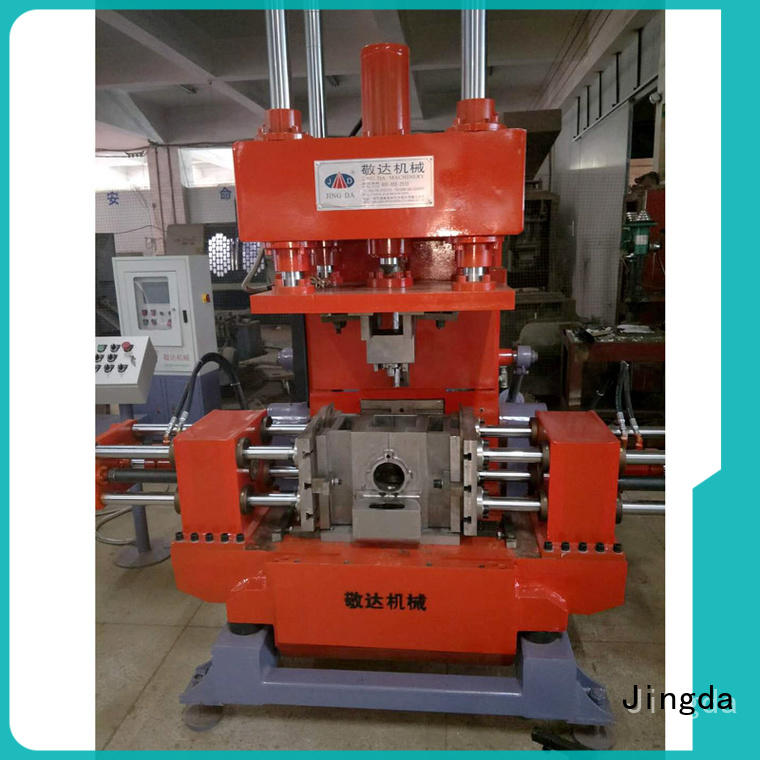 Jingda cold chamber die casting machine supplier for factory