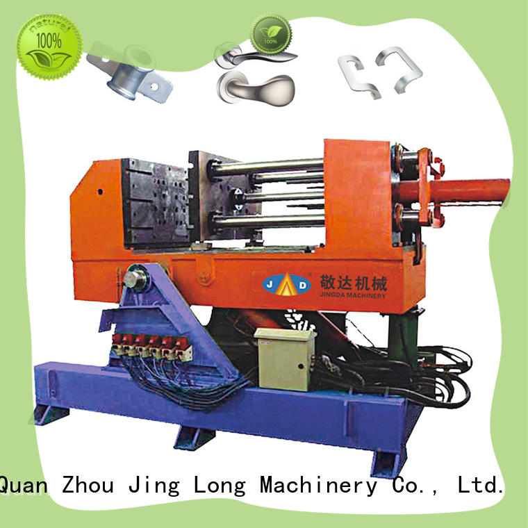 Jingda hot selling pressure die casting machine providing sufficient strength bulk production
