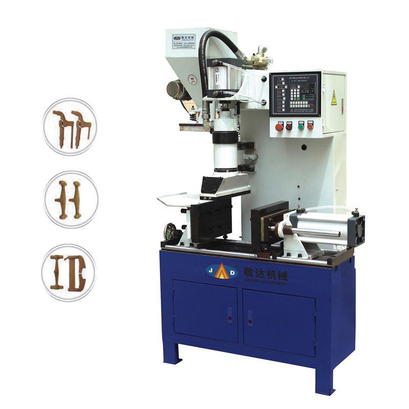 Heat core box core shooting machine(three sation pumping core) semi-automatic  JD-300-II