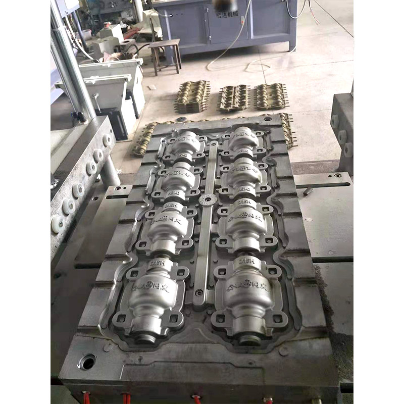 Jingda core making machine easy to operate for industrial area-6