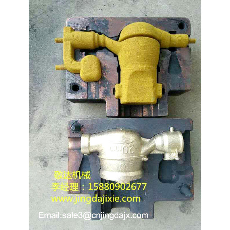 Jingda sand casting easy to operate for work station