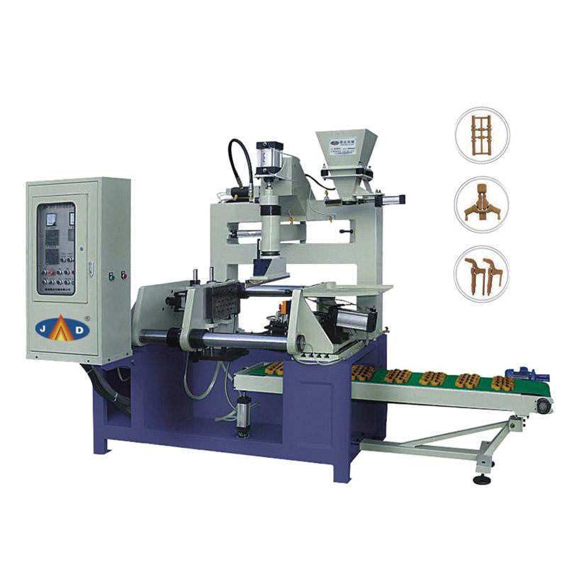 Automatic core shooting machine (with nyloon conveying band) JD-361-A
