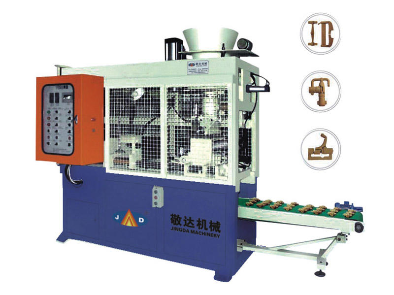 Jingda cheap automatic blow molding machine with good price for factory
