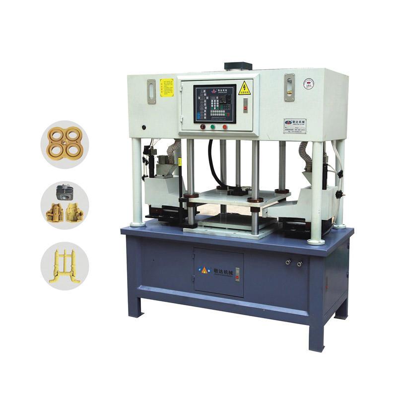Automatic Double Head Sand Molding Machine JD400