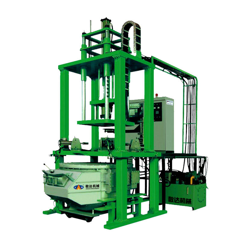 Low pressure casting machine JD45 series