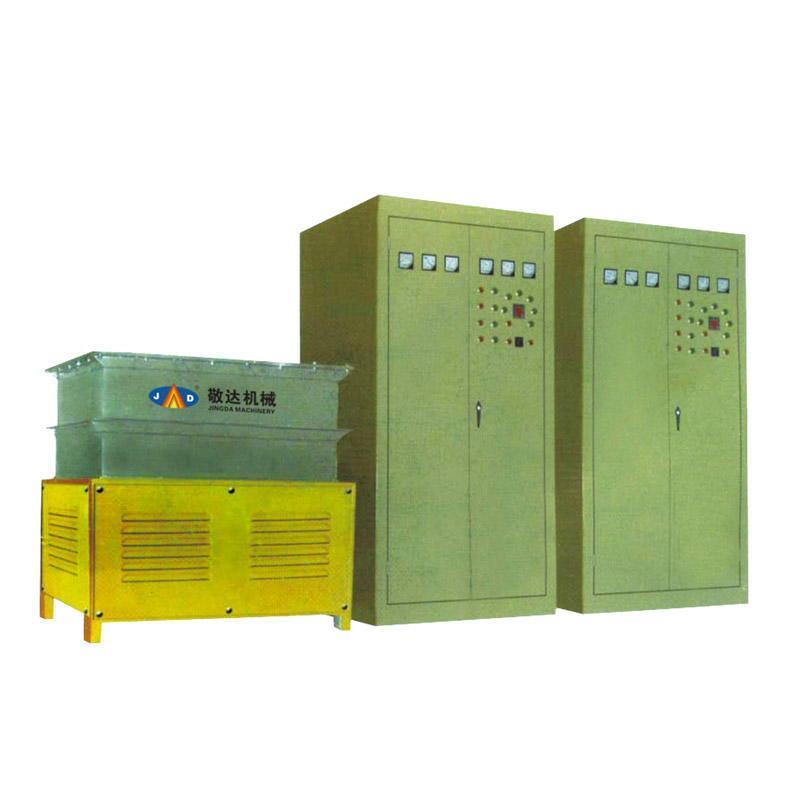 300KG Line-frequency cored lnduction furnace