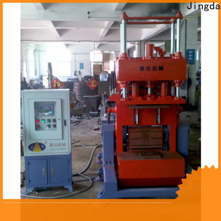 Jingda die casting machine best manufacturer for industrial area
