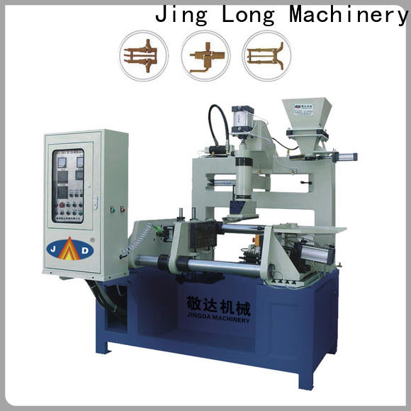 Jingda sand molding machine supplier for factory