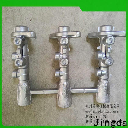 Jingda best value aluminium casting process directly sale for car castings