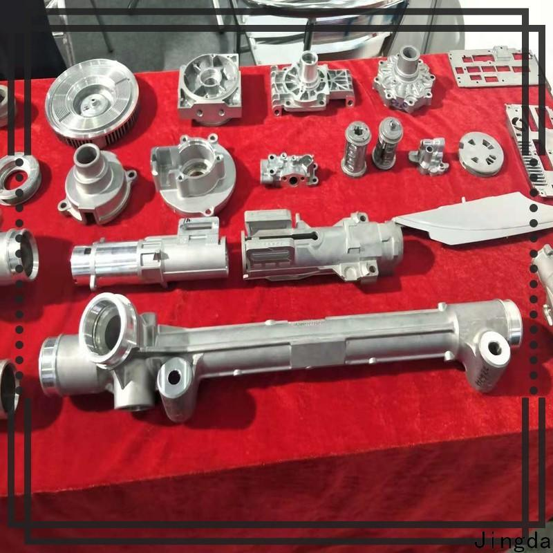 Jingda hot-sale aluminum casting companies best supplier for car castings