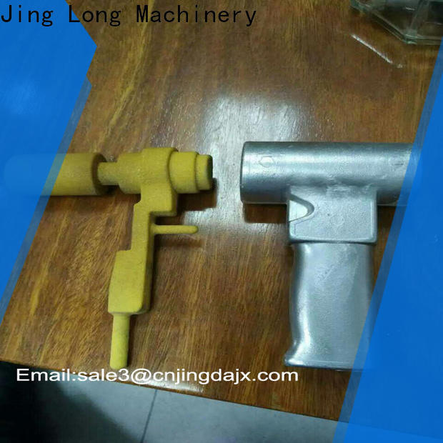 Jingda permanent mold aluminum casting with a high degree of automation for factory