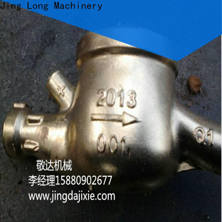 Jingda top selling metal casting supplies with good price for promotion