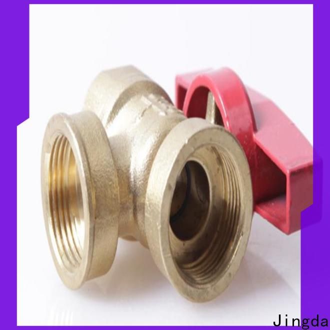 Jingda copper casting process series for promotion