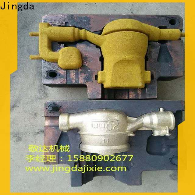 new sand casting mould making best manufacturer for plumbing hardware