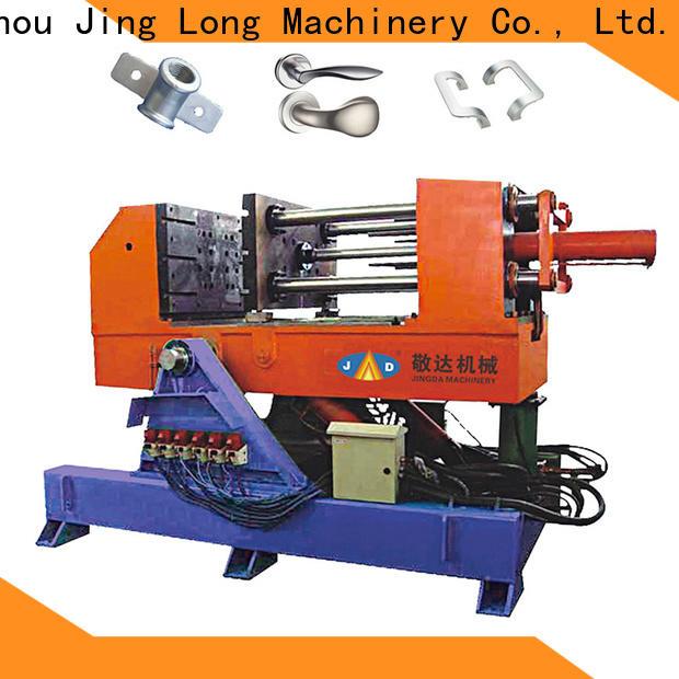Jingda aluminium sand casting company bulk production