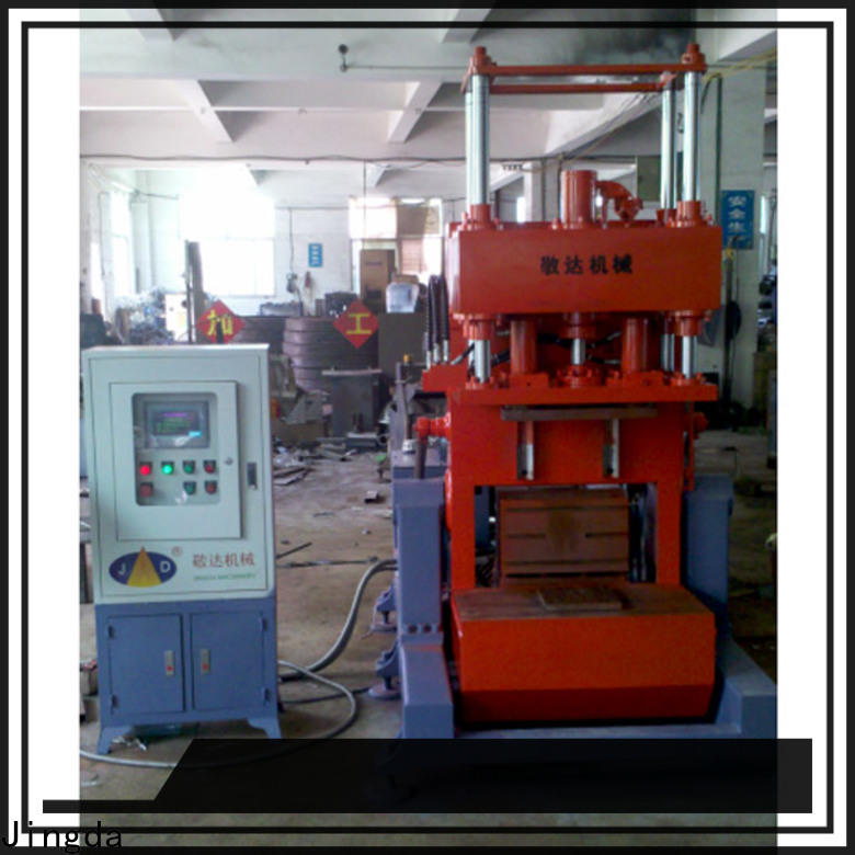 Jingda factory price aluminium plate making machine best manufacturer for work station