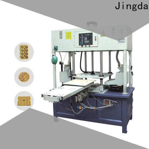 Jingda core shooter machine easy to clean for work station