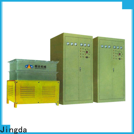 Jingda induction melting furnace suppliers for industrial area