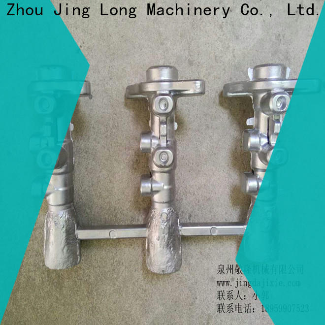 Jingda new foundry aluminum casting factory direct supply for car