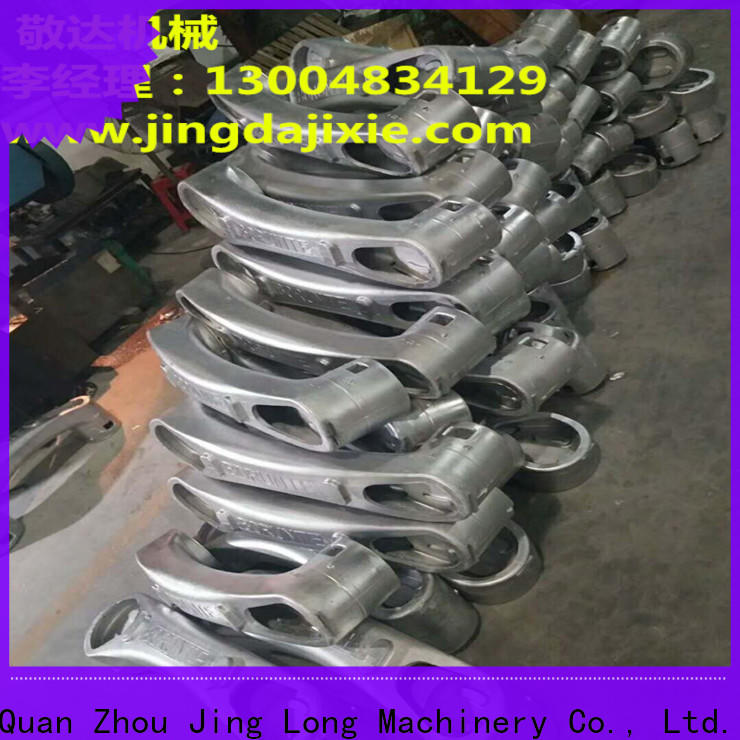 Jingda aluminum casting foundry with stable and reliable function for work station