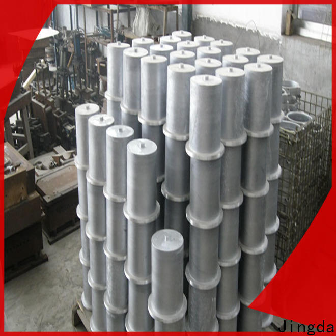 Jingda top selling aluminum casting molds easy operation for factory