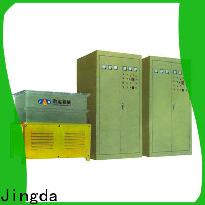 Jingda top quality induction furnace series bulk production