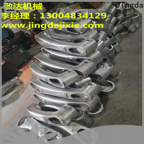 Jingda metal casting service supply for lamps castings