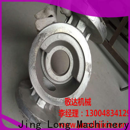 Jingda best price aluminum foundry supplier for indoor/outdoor