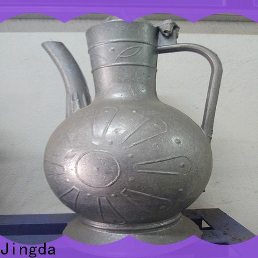 Jingda latest aluminium casting service factory direct supply for valves