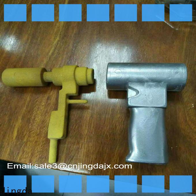 Jingda metal casting parts inquire now for indoor/outdoor