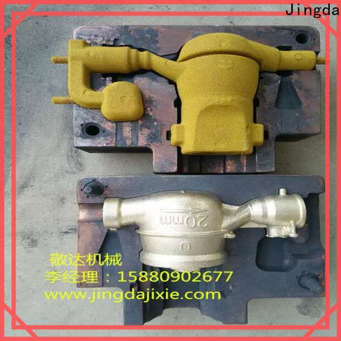practical sand moulding process manufacturer for faucets