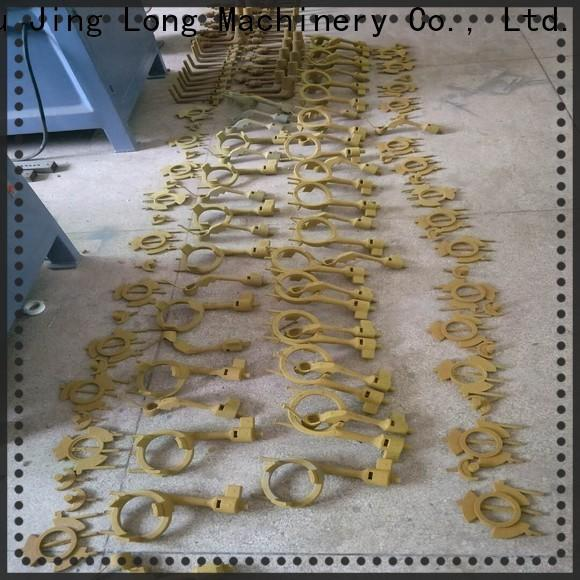 Jingda sand casting materials inquire now for brass