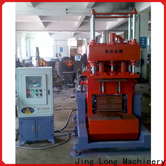 Jingda latest aluminum casting equipment factory for work station
