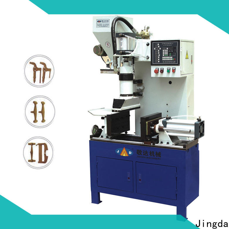 Jingda top quality automatic blow molding machine wholesale for work station