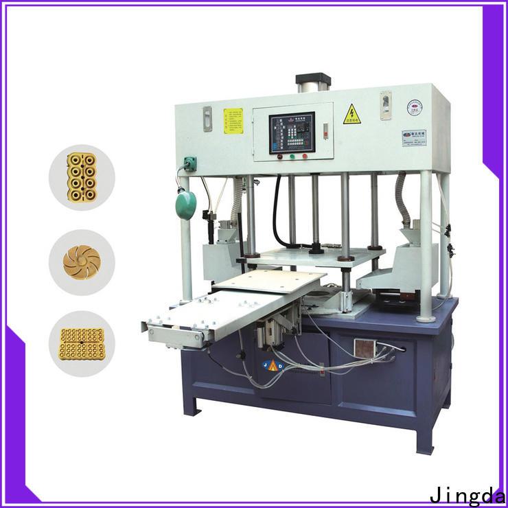 Jingda core making machine manufacturer for industrial area