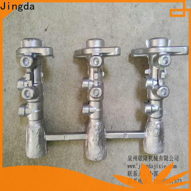 Jingda aluminium investment casting factory for urniture castings
