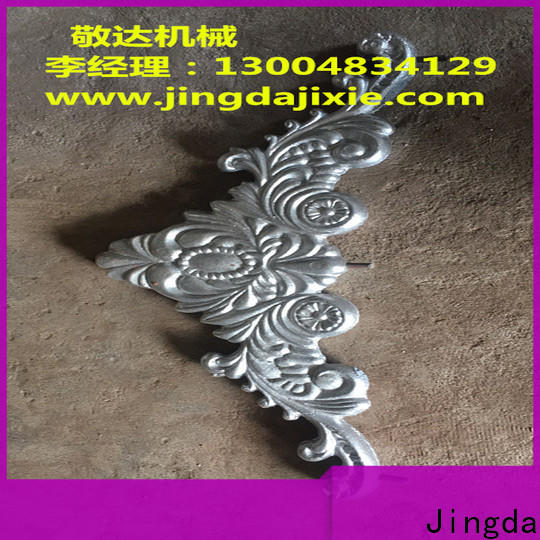 top quality superior aluminum castings easy operation for pumps castings