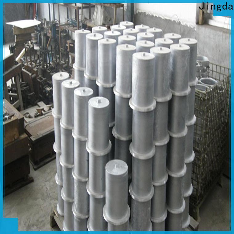 Jingda practical aluminium casting process factory for valves