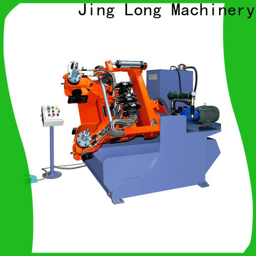Jingda new tilting gravity die casting machine manufacturer for factory