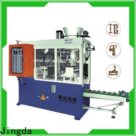 Jingda automatic blow molding machine meet customer's needs bulk production