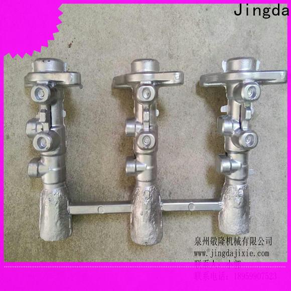 Jingda new casting aluminum parts best supplier for factory