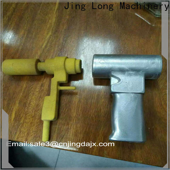 Jingda foundry aluminum casting inquire now for factory