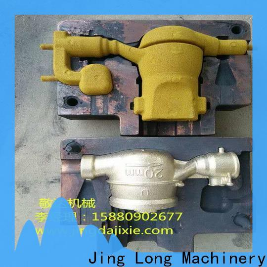 Jingda factory price 3d sand casting with high efficiency for faucets