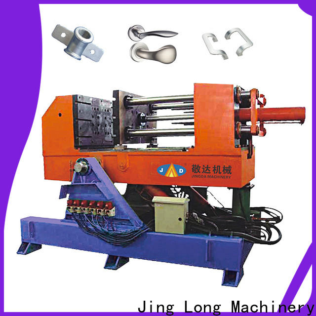 Jingda die casting machine inquire now bulk production