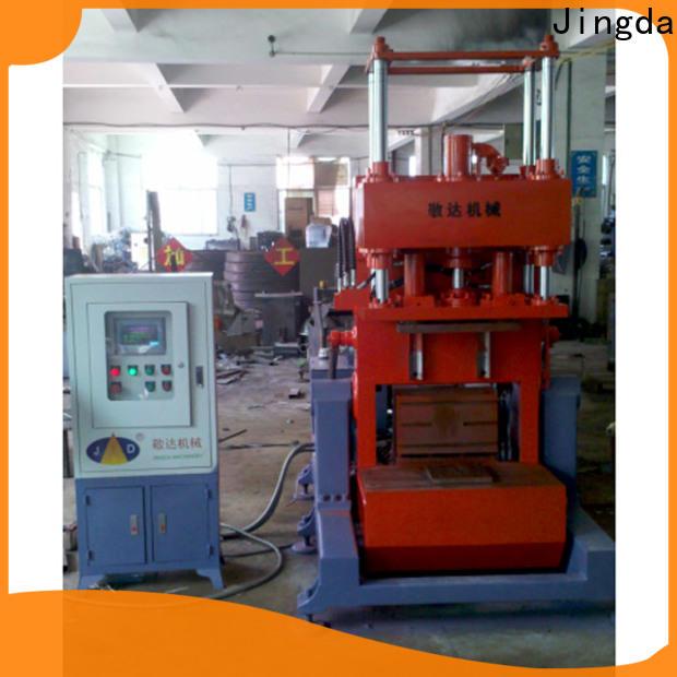Jingda factory price aluminum parts providing sufficient strength bulk production