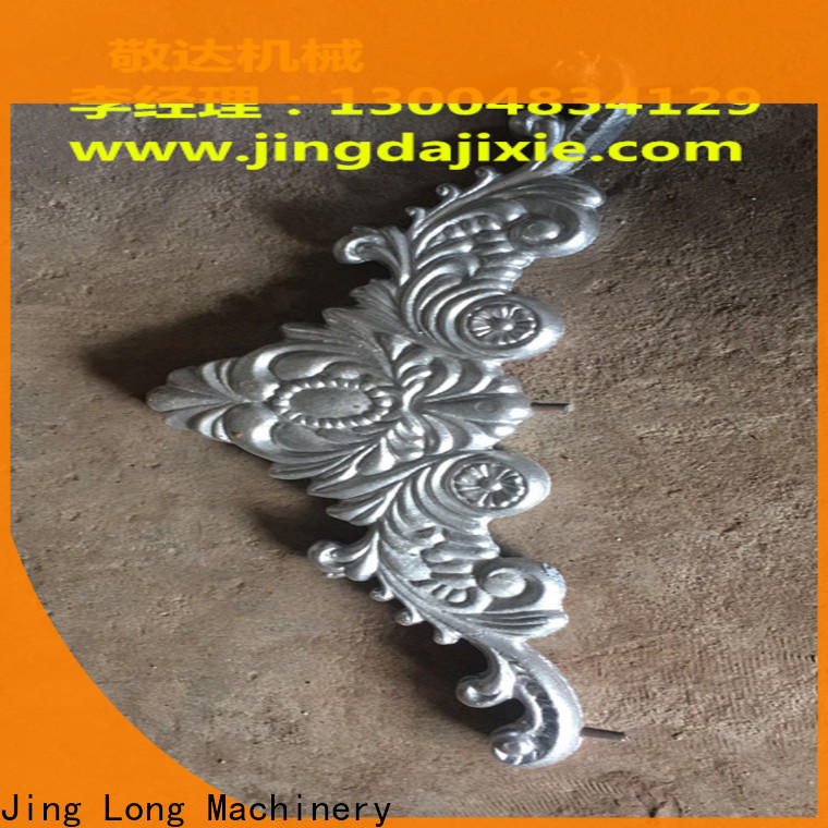 Jingda cheap aluminium casting process wholesale for indoor/outdoor