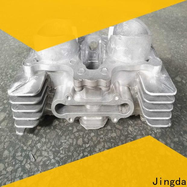Jingda aluminium casting process company for indoor/outdoor